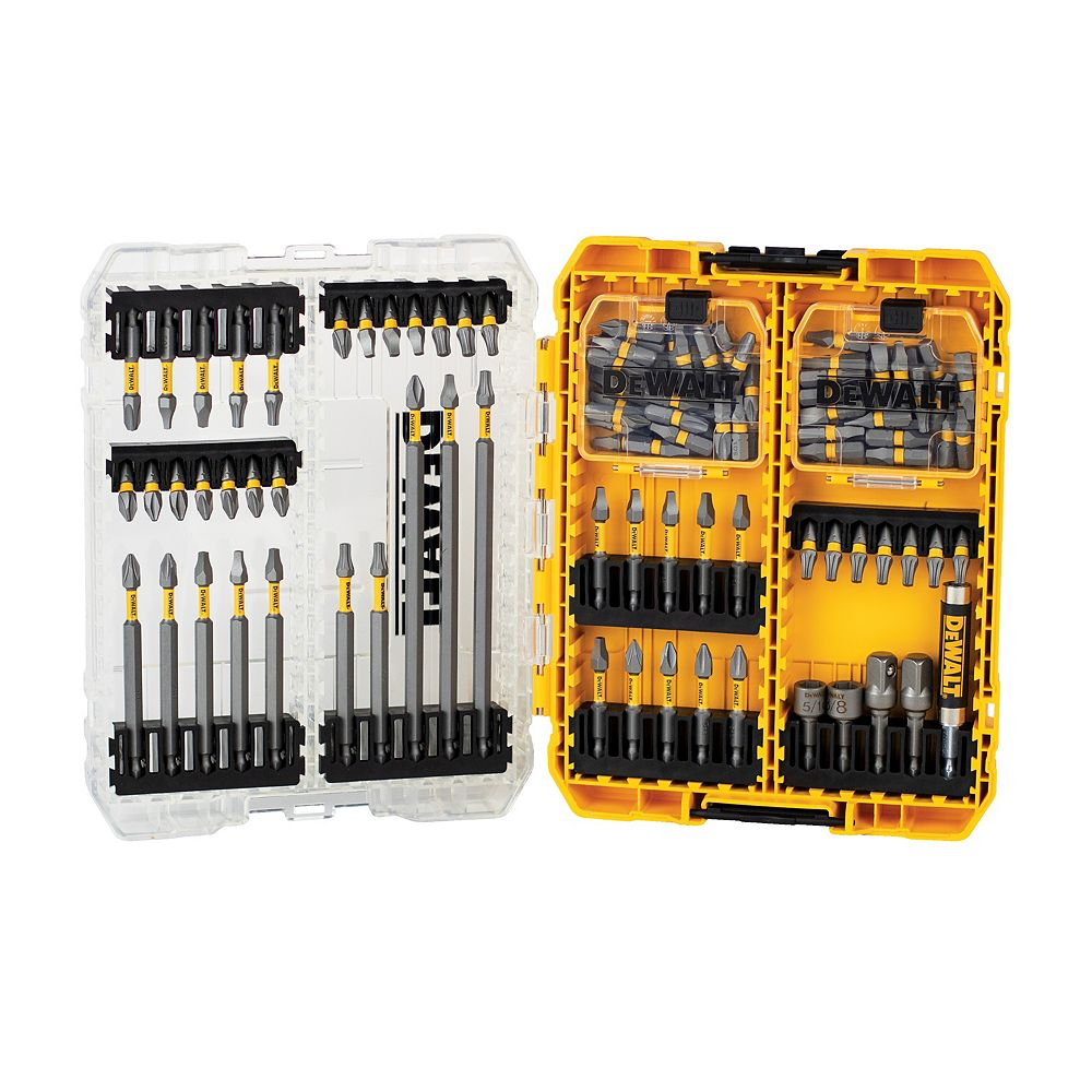 DEWALT MAXFIT Accessory Set (111 PC)