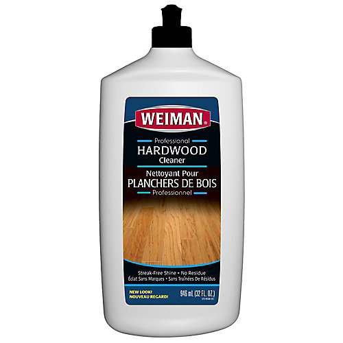 Professional Hardwood Cleaner