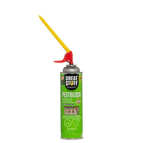 Smart Dispenser  Pestblock Insulating Foam Sealant 16Oz