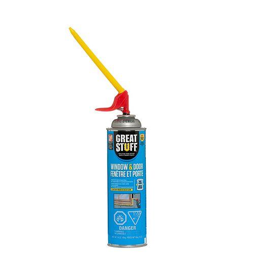 Mousse d'étanchéité isolante Écarts et fissures Smart Dispenser, 16 oz