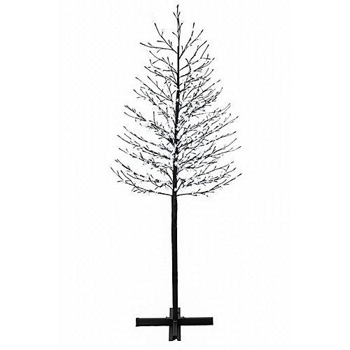 Arbre lumineux. Cerisier.  576 lumières blanches DEL.