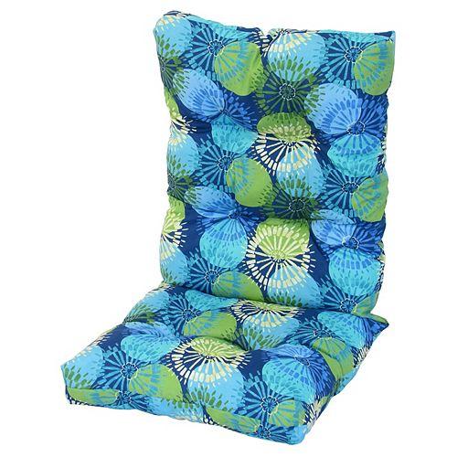 High Back Cushion Circles