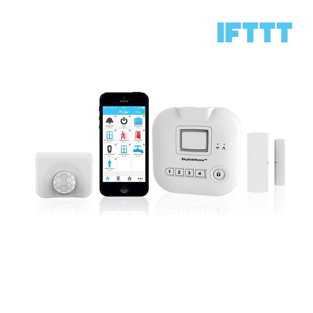 Skylink Net Alarm System Starter Kit