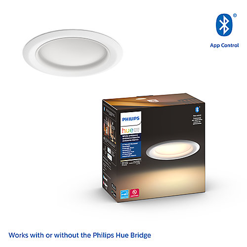 Hue Downlight White Ambiance 4  Gen1 - ENERGY STAR®