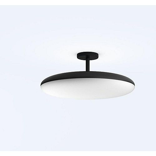 Hue Cher Ceiling Lamp Semi-Flush Black