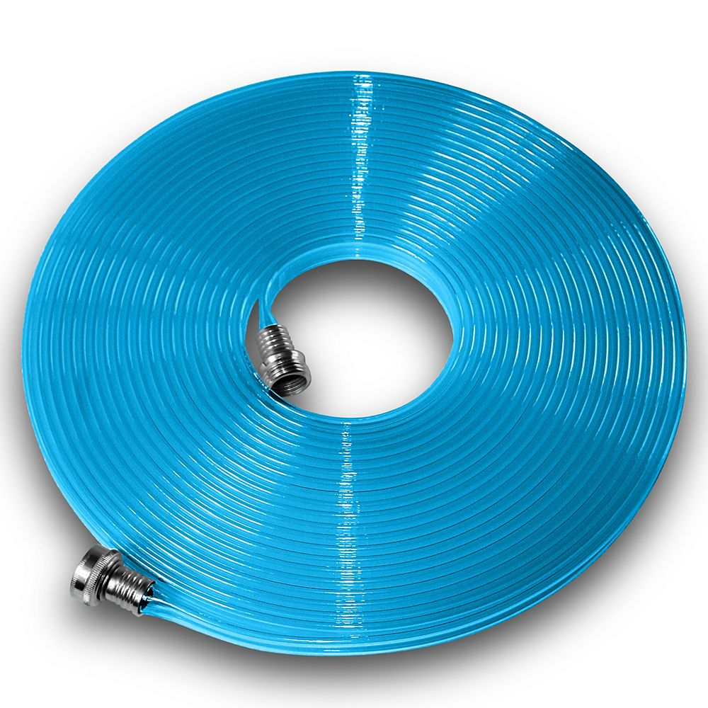 Flat Hose Polyurethane 5/8-inch x 50 ft. Blue