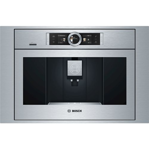 30-Inch Trim Kit for Bosch Built-In Coffee Machine in Stainless Steel