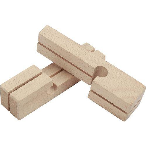 Anvil Wood Line Blocks Pair