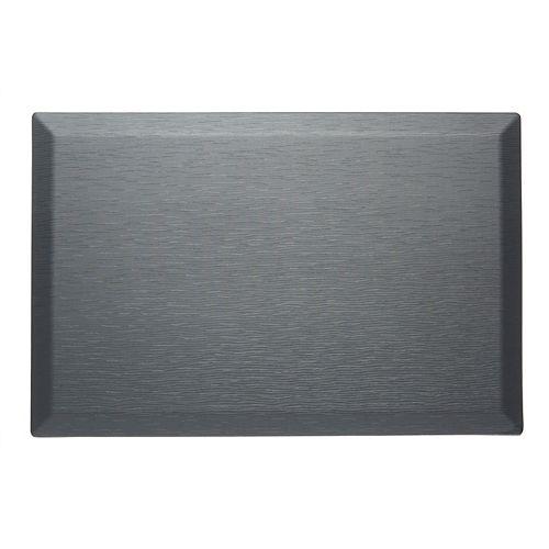 Imprint Comfort Mats CumulusPro Couture Series Anti Fatigue Mat 24-inch x 36-inch x 3/4-inch Slate Grey