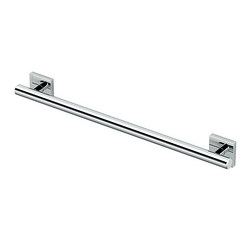 Gatco Elevate 24 inch L Grab Bar Chrome