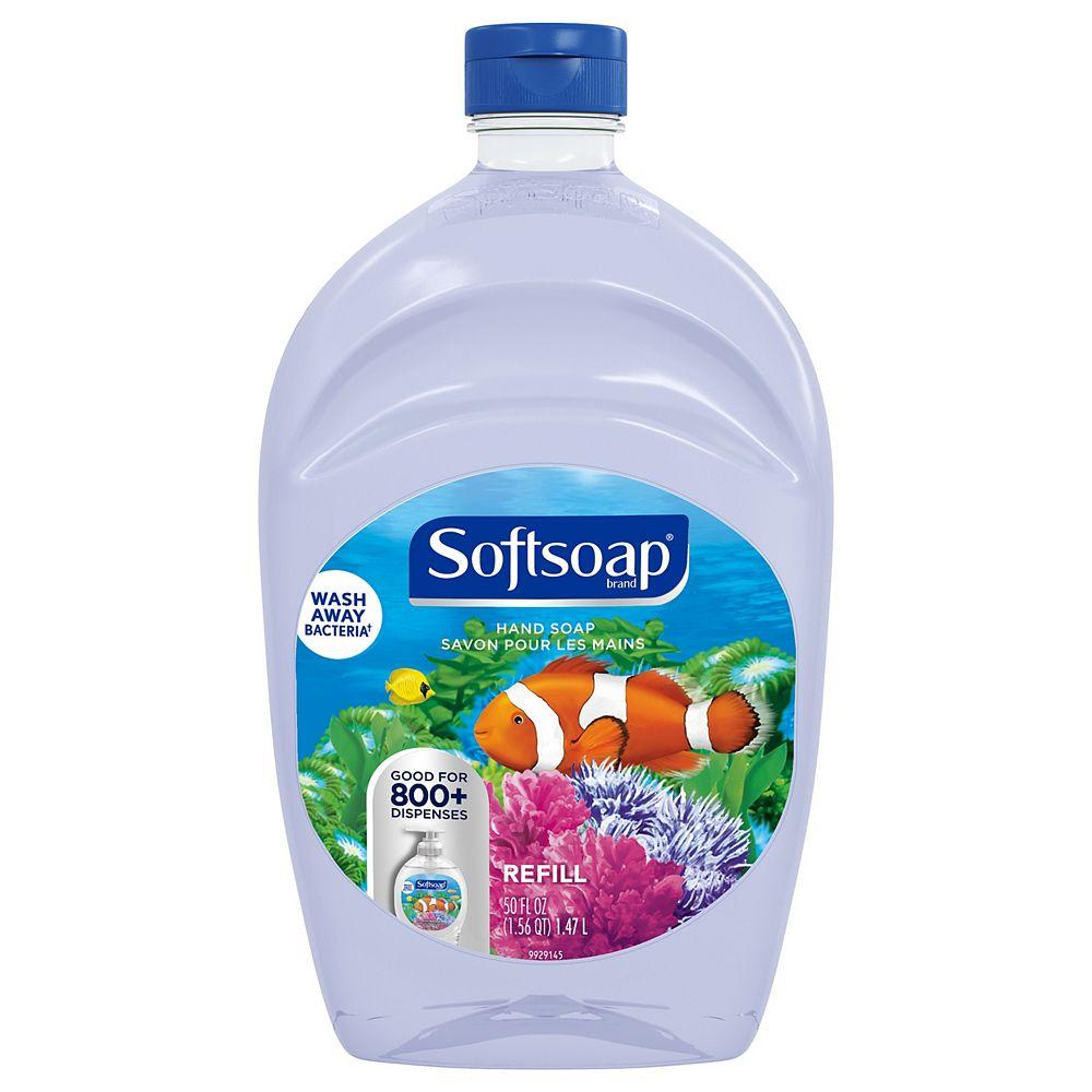 Softsoap Aquarium Hand Soap Refill 1.47L