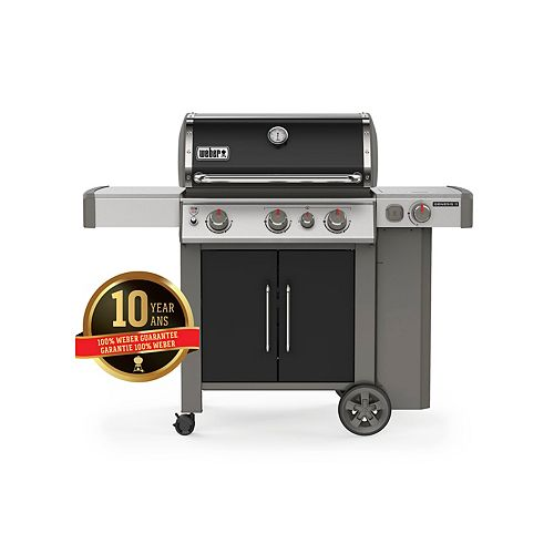 GENESIS II E-335 Propane Gas BBQ in Black