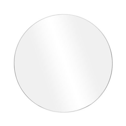 Infinity, miroir rond chrome
