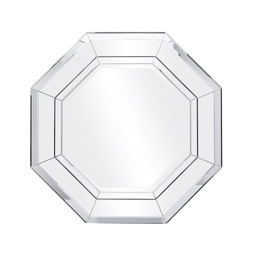 The Tangerine Mirror Company The Royal Octagon Mirror 30 inch