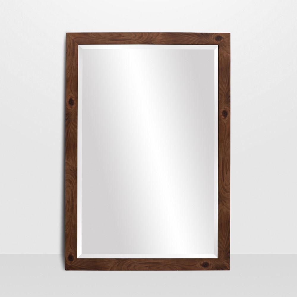 The Tangerine Mirror Company Miroir Pécan, Builders