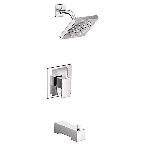 Kyvos Single-Handle Posi-Temp Bath/Shower Faucet in Chrome