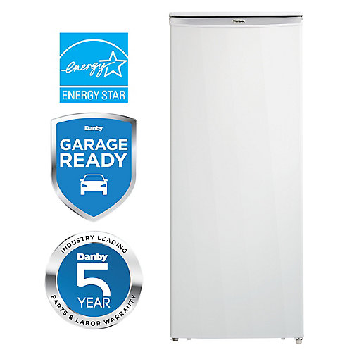 Premiere 8.5 cu. ft. Upright Freezer - ENERGY STAR