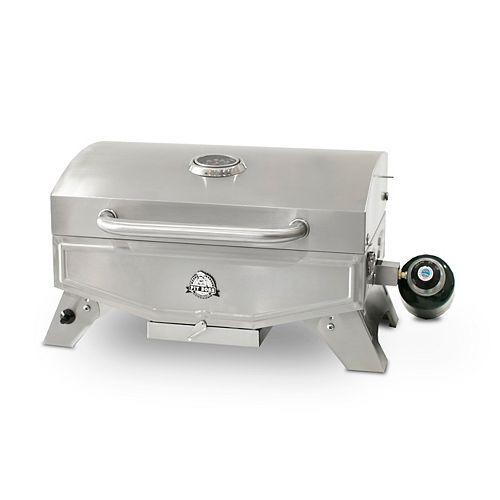 Single-Burner Portable Propane BBQ