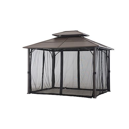 Replacement Mosquito Netting for L-GZ669PST-M Farrington  Gazebo
