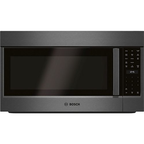 800 Series - Over-The-Range Microwave - Black Stainless Steel