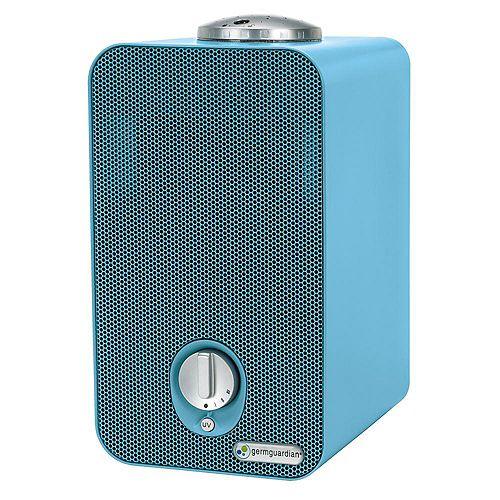 GermGuardian AC4150 4-in-1 Night-Night Blue Air Purifier