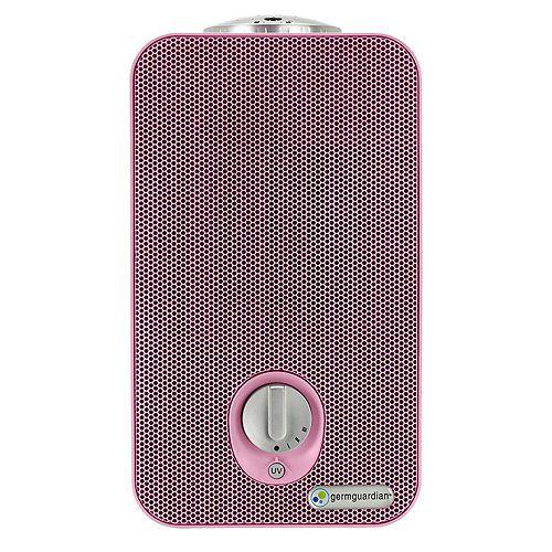 GermGuardian AC4150 4-in-1 Night-Night Pink Air Purifier