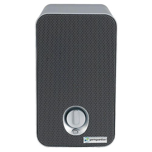 GermGuardian 4-in-1 Table Top 11 inch Air Purifier with UV-C