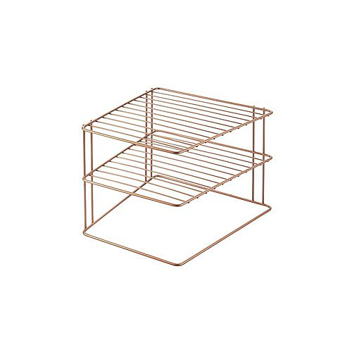Palio Copper Space Saver Corner Rack