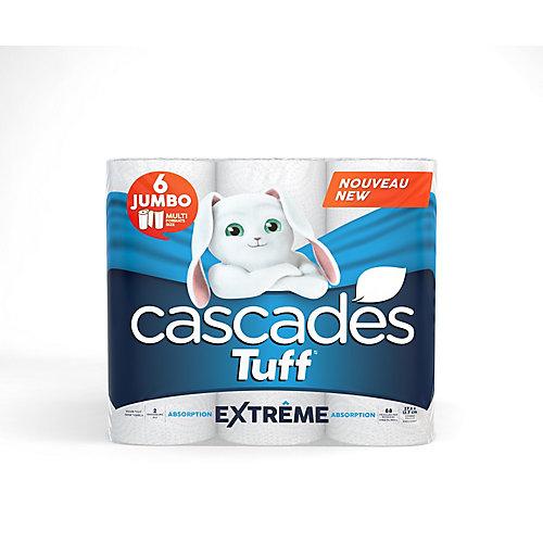 Tuff Extreme 6 Jumbo roll Paper Towels