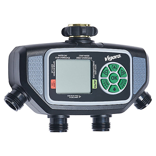 Advanced 4-Zone Electronic Water Timer