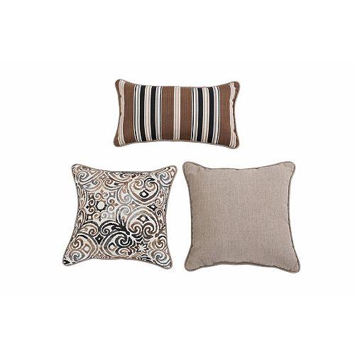 Corinthian Driftwood Pillow Set