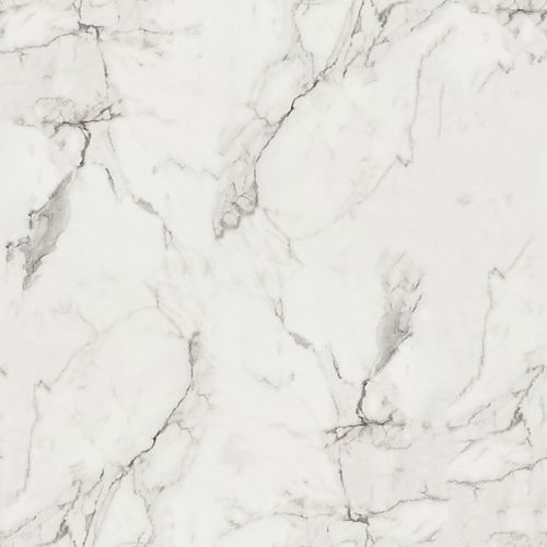 180fx Calacatta Marble 4 ft. x 8ft. Laminate Sheet in Etchings Finish 3460-46