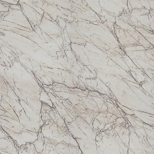 180fx Quartzite Bianco  96-inch x 48-inch Laminate Sheet in ScovatoFinish