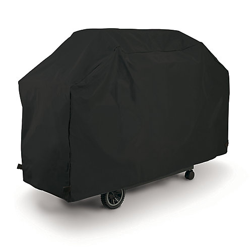 60-inch Heavy Duty PVC/Polyester BBQ Cover
