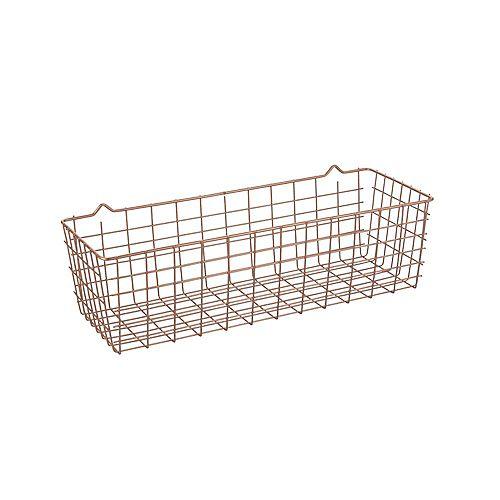 Metaltex Koala Copper Multipurpose Basket