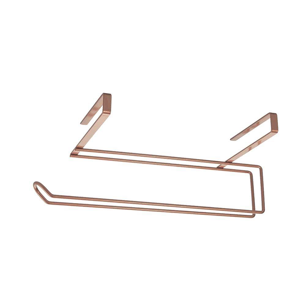 Metaltex Easy Roll Copper Paper Roll Holder