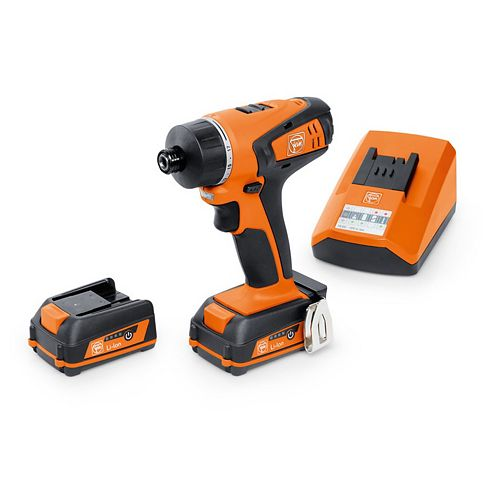 FEIN ABSU12W4C BASIC SET - Cordless Screwdriver 12V 2-speed
