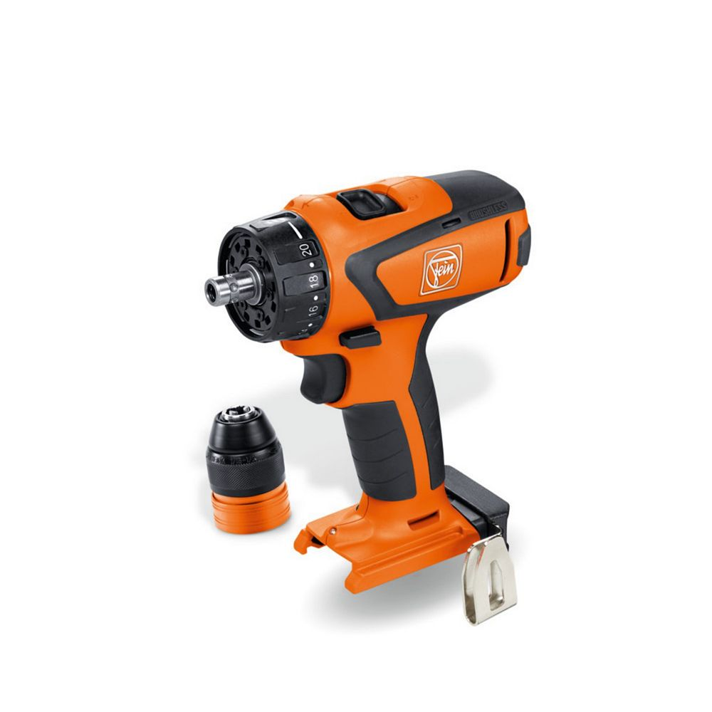 FEIN 12 Volt 4-Speed Cordless Drill-Driver 12 Volt - Bare Tool