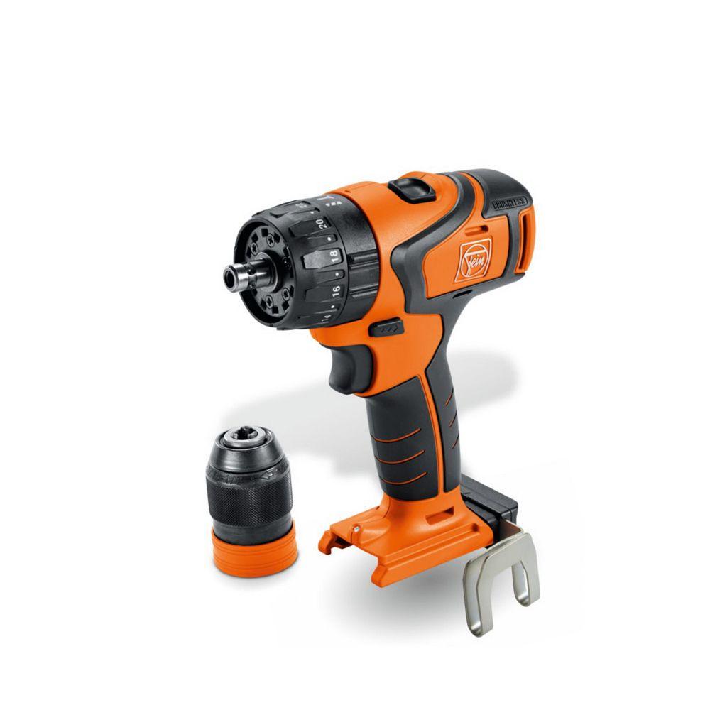 FEIN Cordless Hammer Drill 18V 2-Speed - Bare Tool