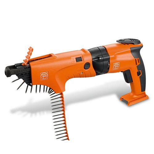 FEIN Cordless Drywall Screw Gun 18 Volt With Auto Magazine - Bare Tool