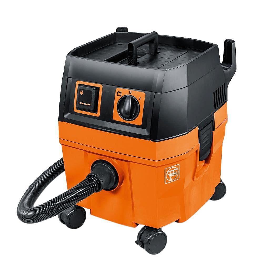 FEIN 6 Gallon Dust Wet/Dry Vacuum Cleaner Turbo I