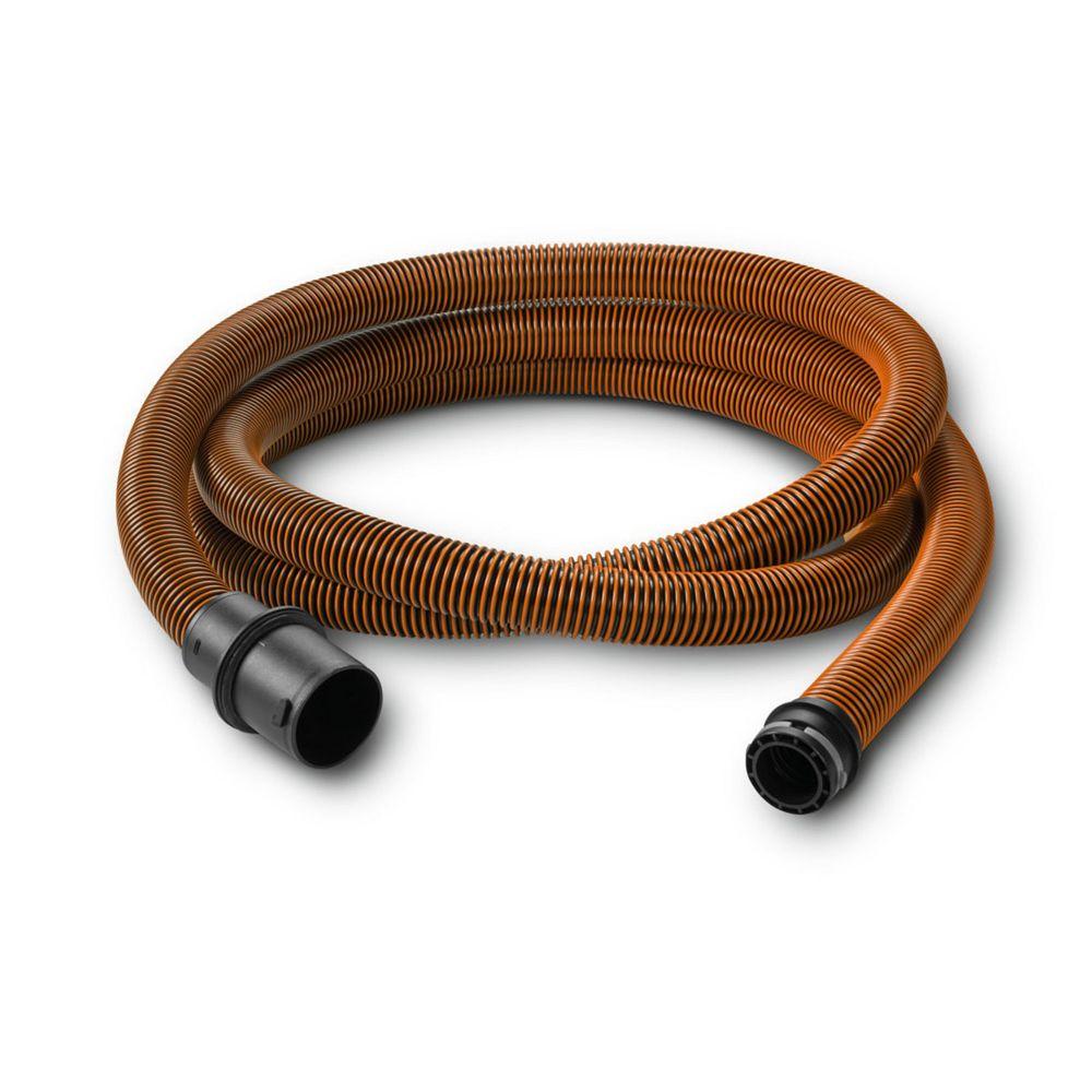 FEIN Tuyau flexible anti-statique - lo. 13 pi. x dia. 1-3/8 po (4 m x 27mm)
