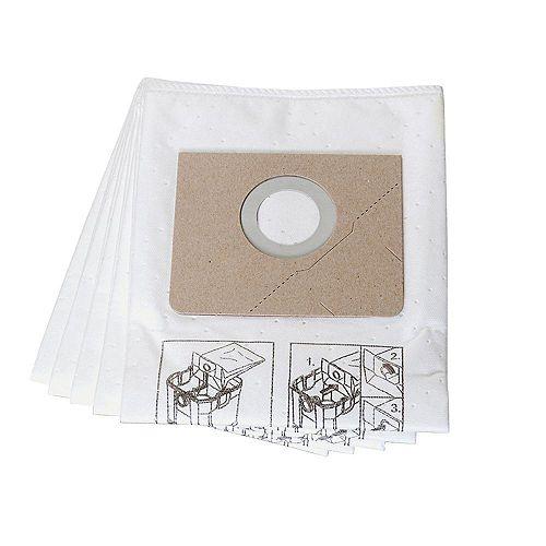 Sacs filtres 25L en peau de mouton pour Turbo I  92027- (PQ5)