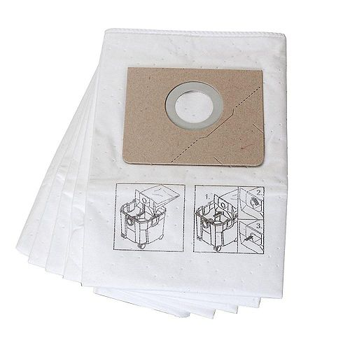 Sacs filtres 35L en peau de mouton pour Turbo II  92028- (PQ5)
