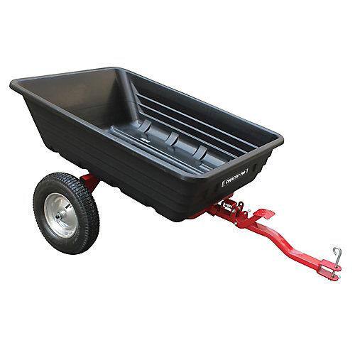 600LB Tow Behind Poly Cart