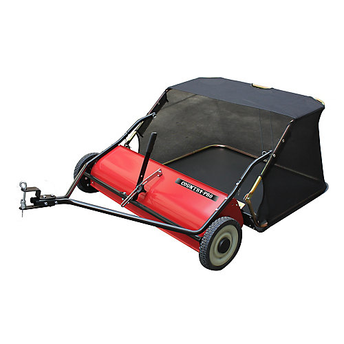 42 inch Tow Behind Lawn Sweeper