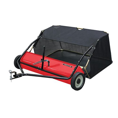 48 inch Tow Behind Lawn Sweeper
