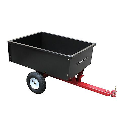 10 cu. ft. /400 Lb Tow Behind Dump Cart