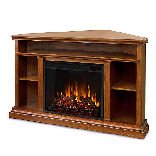 Churchill Electric Fireplace in Oak