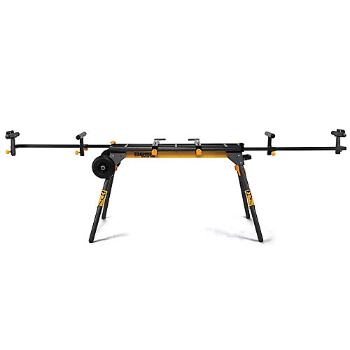 Universal 124 inch Miter Saw Stand